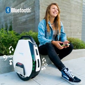 Swagtron SwagRoller Electric Unicycle: Multi-Terrain Dual Air-Filled Tires; App & Bluetooth Speaker $299.99 (was $400) @Amazon Free Shipping
