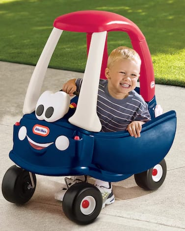 Kohl's Cardholders: Little Tikes Cozy Coupe $38.49 AC + Free Shipping @Kohl's