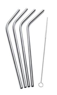Free Stainless Steel Reusable Straw (NY Only?)