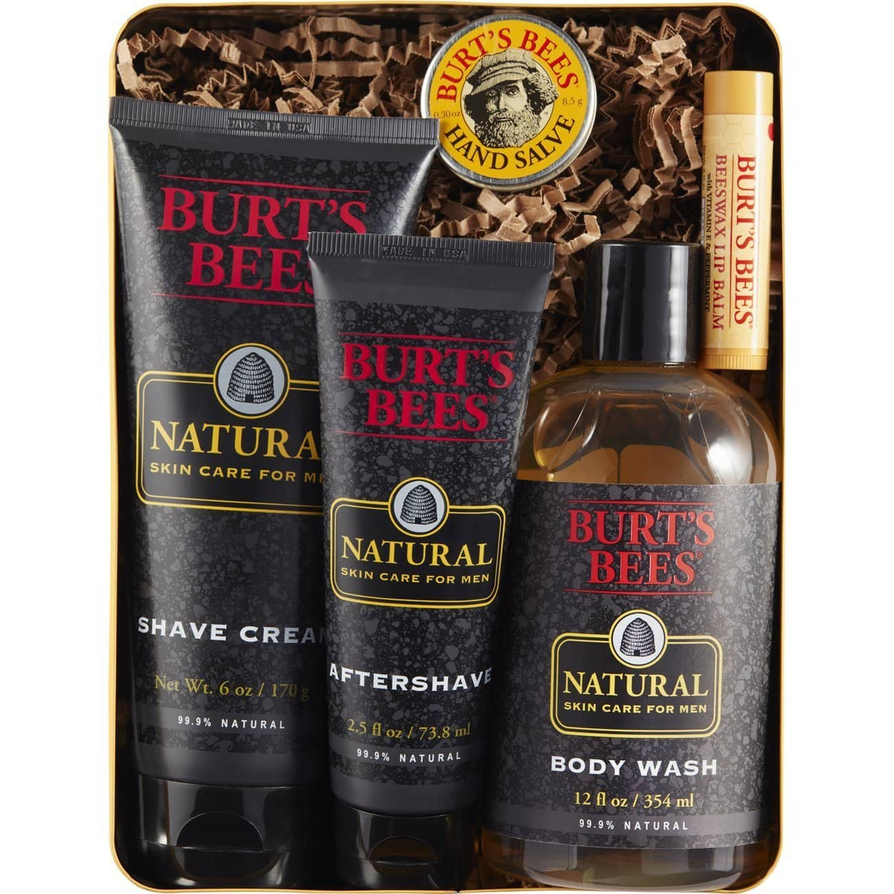 Burt's Bees Men's or Classic Gift Sets in Tin Box $20 (Men's) or $21 (Classic) AC @Amazon