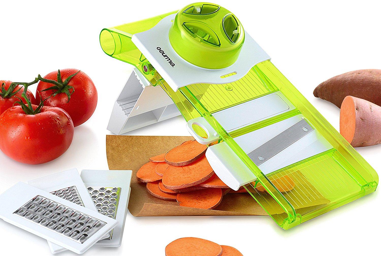 5 in 1 Mandoline Home Kitchen Slicer $1.99 @Amazon