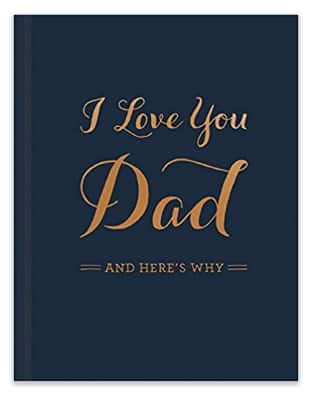 I Love You Dad $3.65 or Mom Book $3.73 (Hardcover)  @Amazon