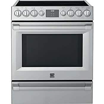 Kenmore Pro 92583 5.1 cu. ft. Electric Range with True Convection (Stainless Steel) @Amazon $1615 (Was $2,470) + Free Ship