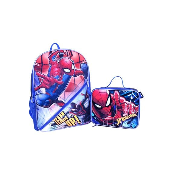 Spiderman Backpack With Lunch Pack $9.88 ~ Walmart