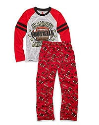 Hanes Boys Sleepwear 2-Piece Sets $8.01 (were $18.99) AC +Free Shipping