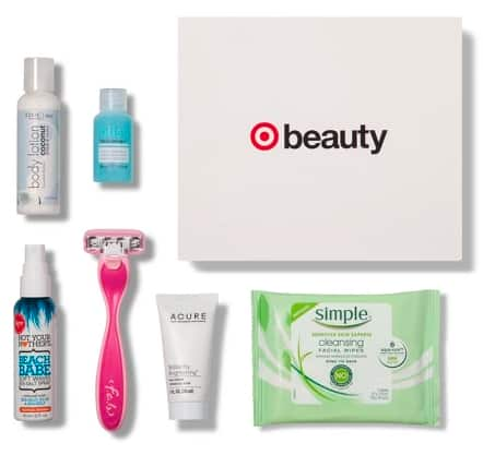 Target August Beauty Box $7.00 ($6.65 w/Red Card)