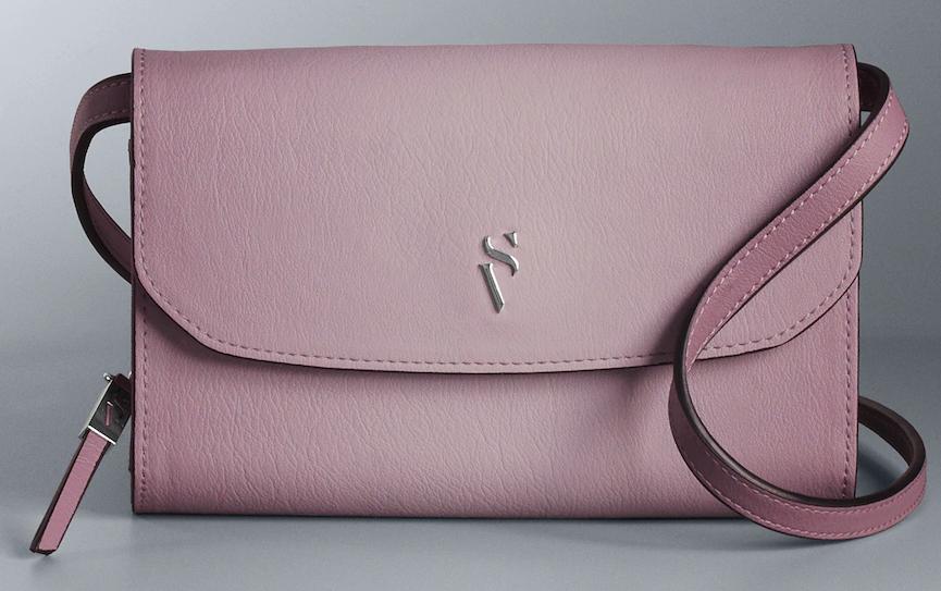 Kohl's Cardholders: Simply Vera Wang Crossbody Bag (Plum Gray Ombre) $10.92 &More AC + FREE Shipping