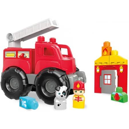 Mega Bloks: Fire Truck Rescue Building Set $4.33, John Deere Lil' Tractor $5.99, Thomas & Friends $6.49 Walmart