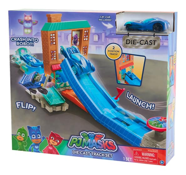 PJ Masks Die Cast Playset $9.97 (50% off) Walmart / Amazon