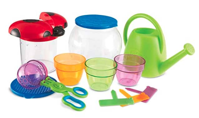 22-Piece Set Learning Resources Outdoor Discovery Set $8.86 & More - Amazon