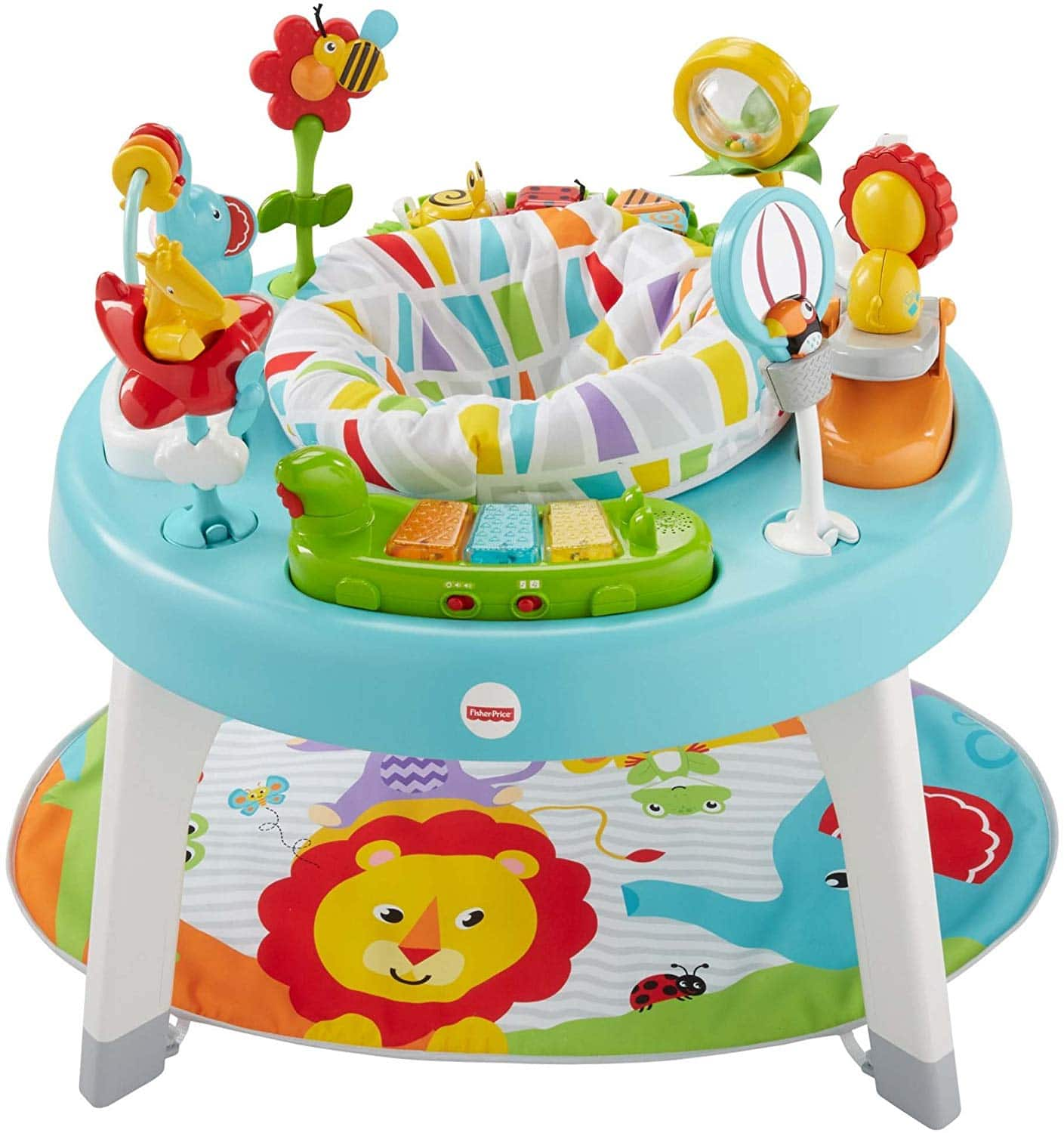 Fisher Price 3 In 1 Sit To Stand Activity Center Jazzy