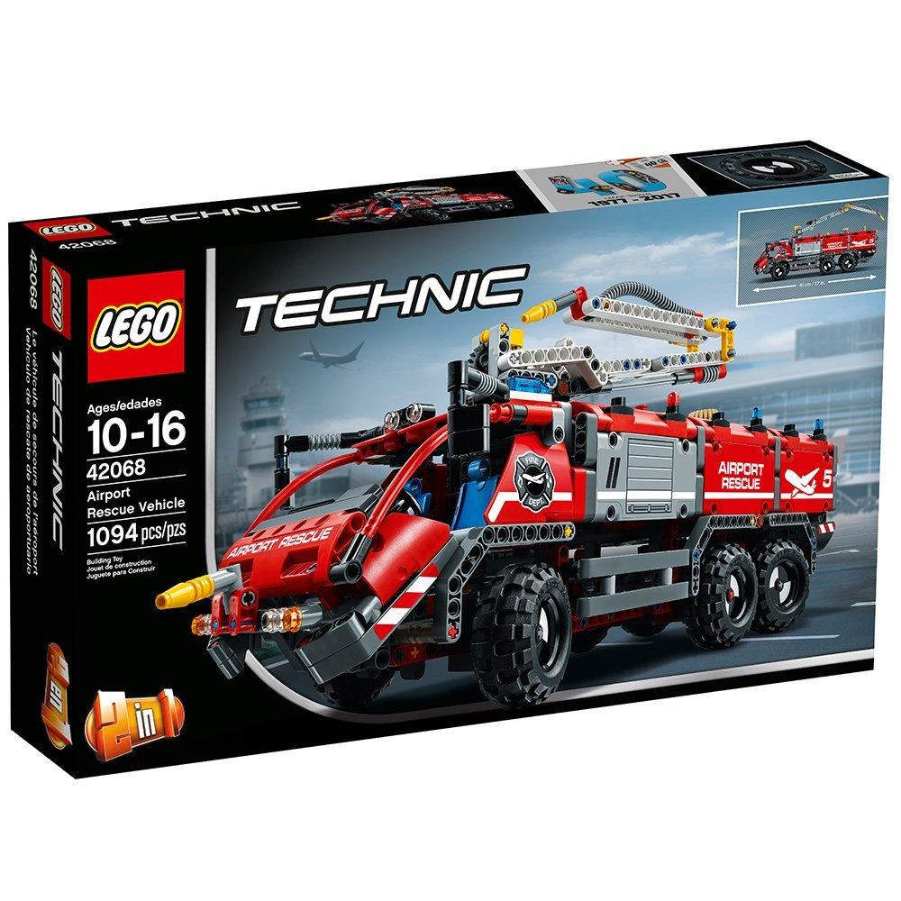 Lego Technic Airport Rescue Vehicle Slickdealsnet