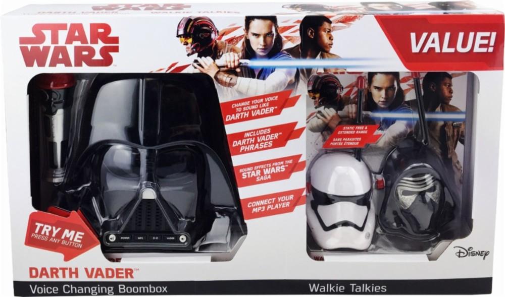 "Star Wars Darth Vader Boombox $12.99 | Star Wars Chewbacca Figure $16.99 | Star Wars Vintage 3.75"" Figures $7.99 & More - Best Buy"