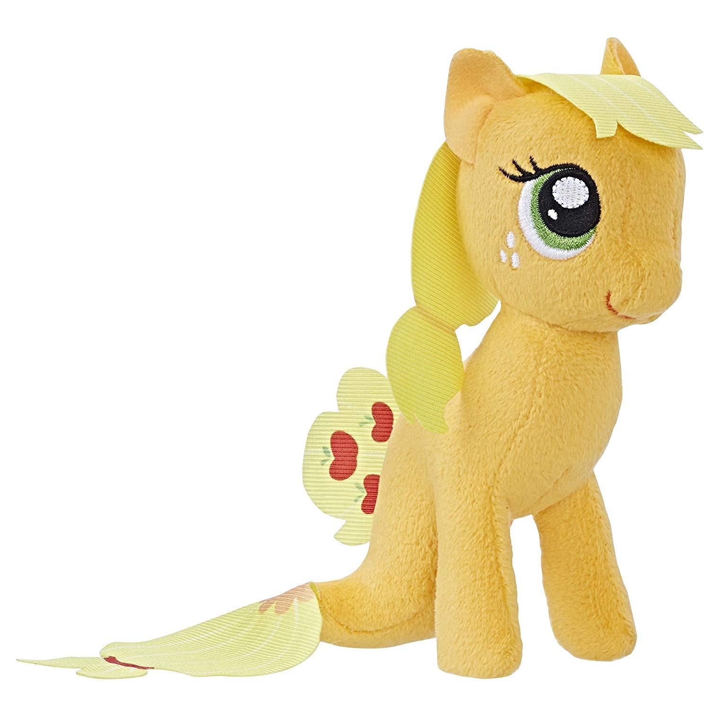 My Little Pony Plush: Applejack Sea-Pony $1.55 | Fluttershy $1.79 & More - Amazon *Add On