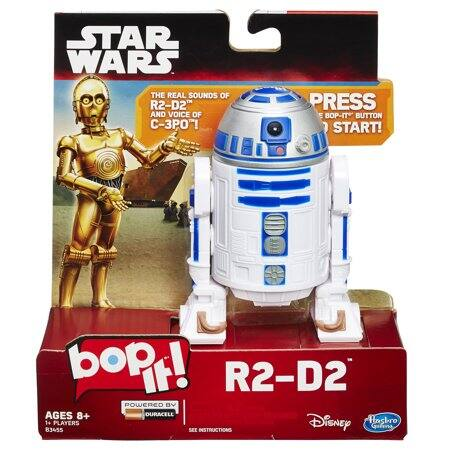 Hasbro Star Wars Bop It Game $10.25 & More Walmart / Amazon