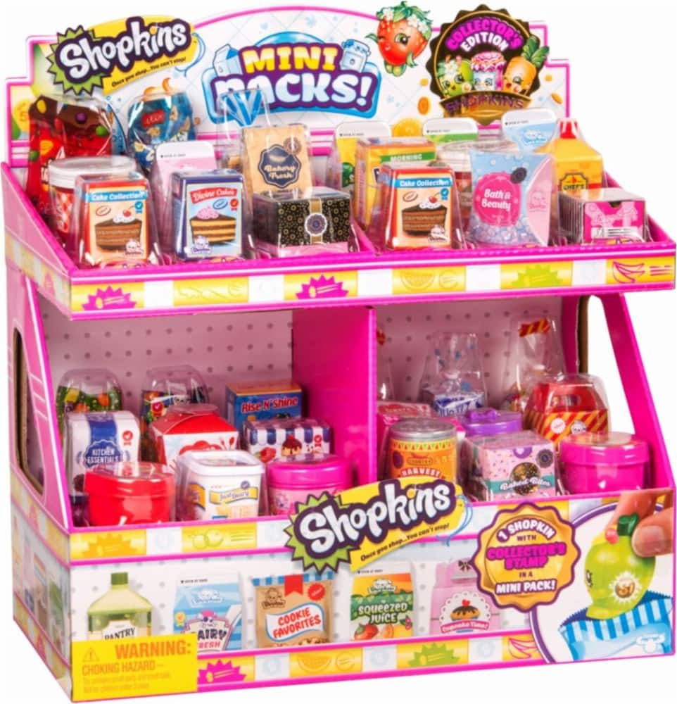 dc40e01a48 Shopkins Mini Pack Blind Box (Styles May Vary) - Slickdeals.net