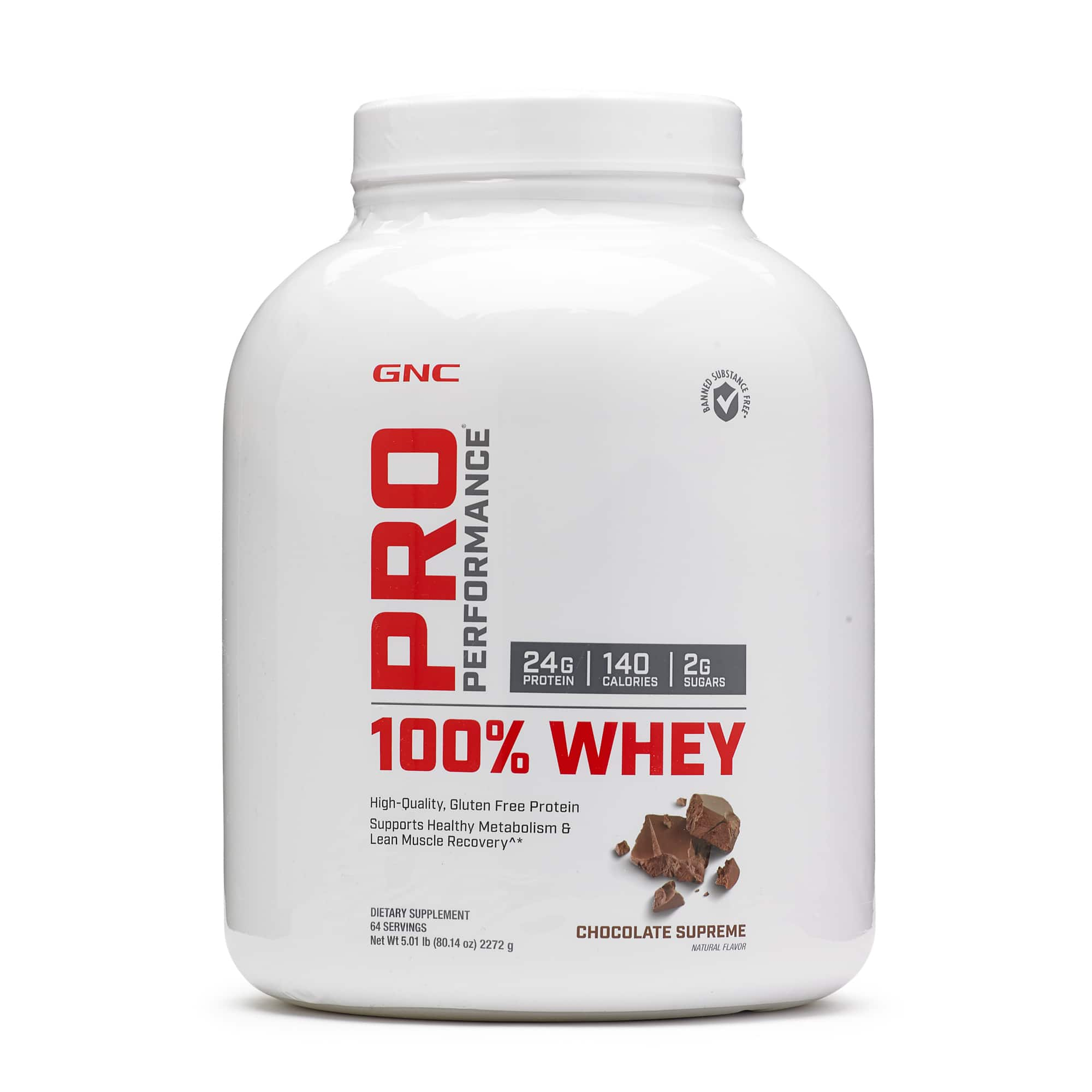 10-lbs GNC Pro Performance 100% Whey (Various Flavors) $63.73 + Free S&H