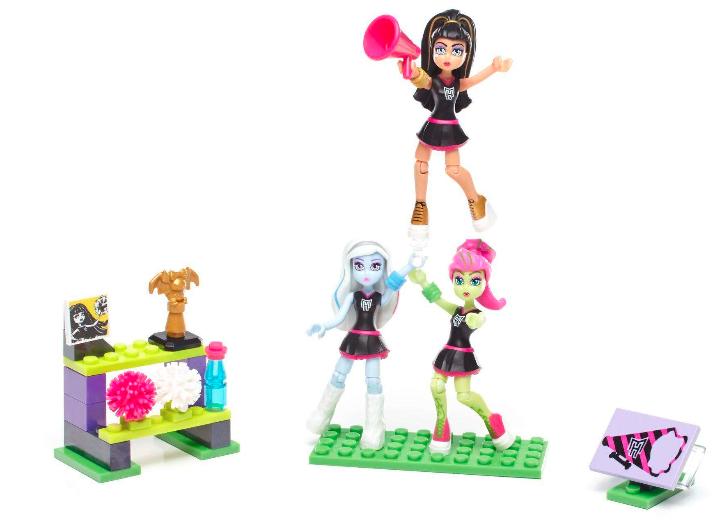 65 Piece Mega Construx Monster High Figure Pack 8 99