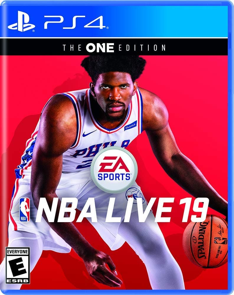 NBA Live 19 - The One Edition - PS4 [Digital Code] $3 99