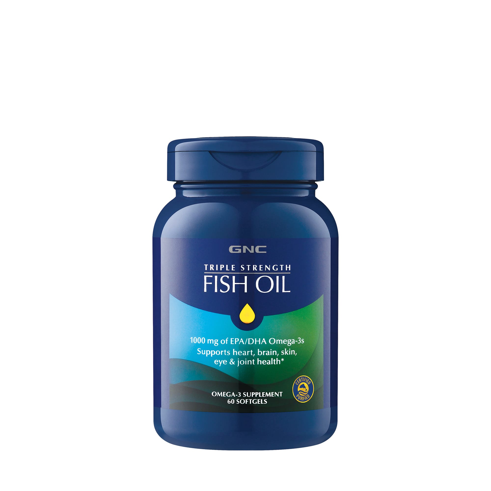 GNC Vitamins, Minerals and Supplements Sale 3 for $21.24 Plus $4 PayPal Credit via Slickdeals rebate ($17.24 AR) + Free S&H w/ Subscription