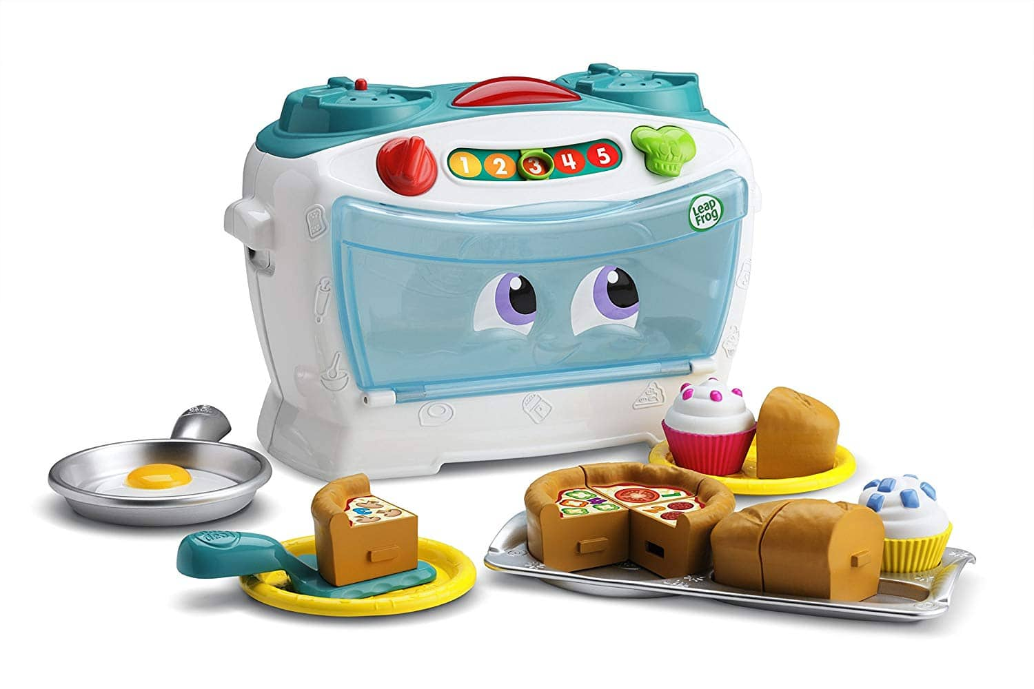 LeapFrog Number Lovin' Oven $13.72 -  Amazon