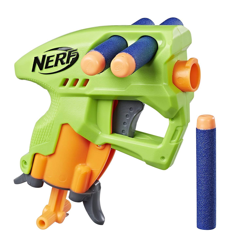 Nerf N-Strike NanoFire (green) $2.41 - Amazon / Walmart
