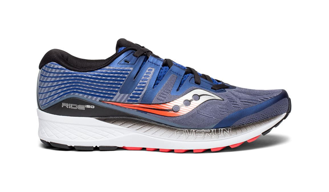 Saucony Ride ISO Running Shoe $53.98 + Free Shipping