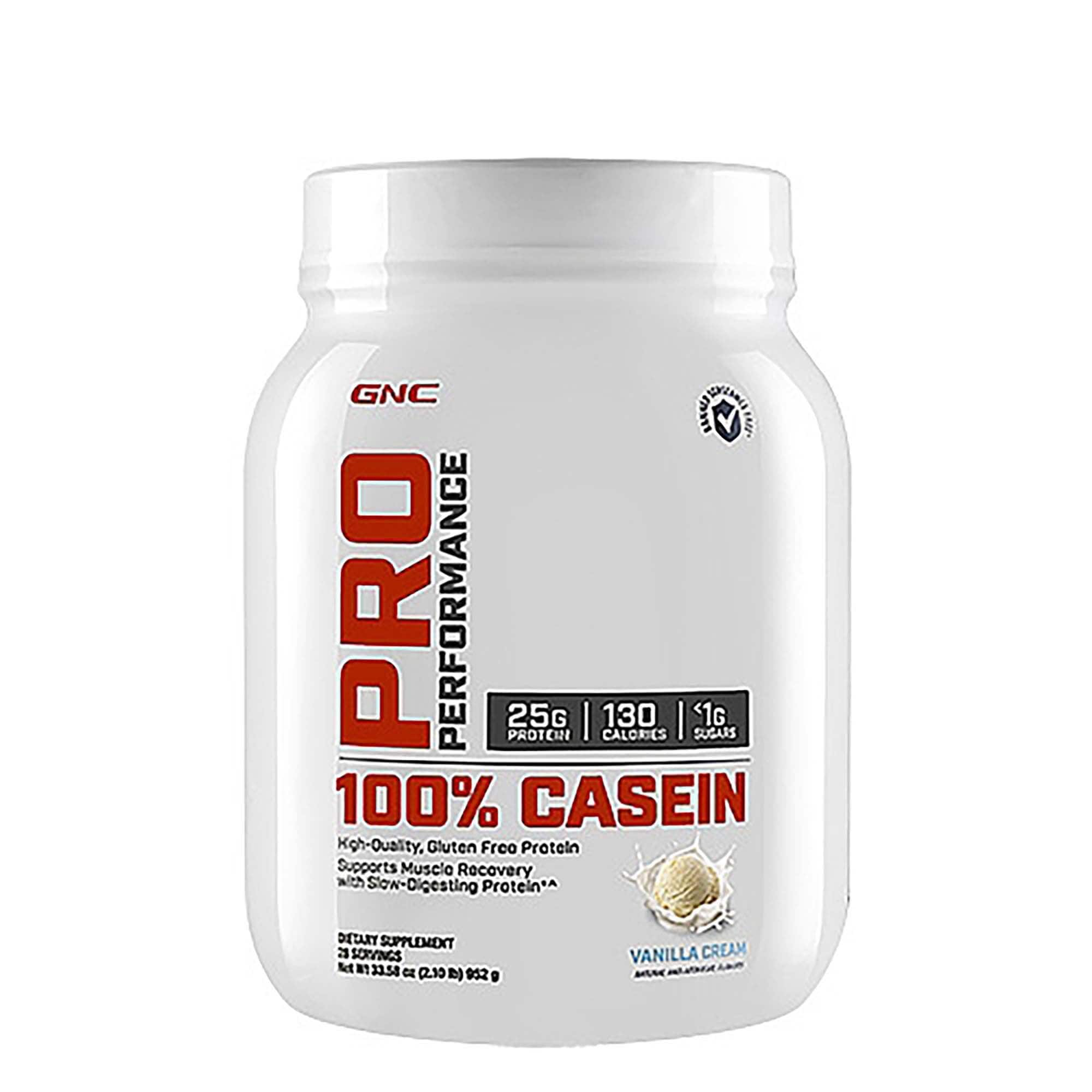 GNC Casein Protein BOGO 50% Off + Additional 15% Off + Receive $60 PayPal Credit via SD Rebate When You Buy 4 $24.12 AR AC w/s&s +Free SH