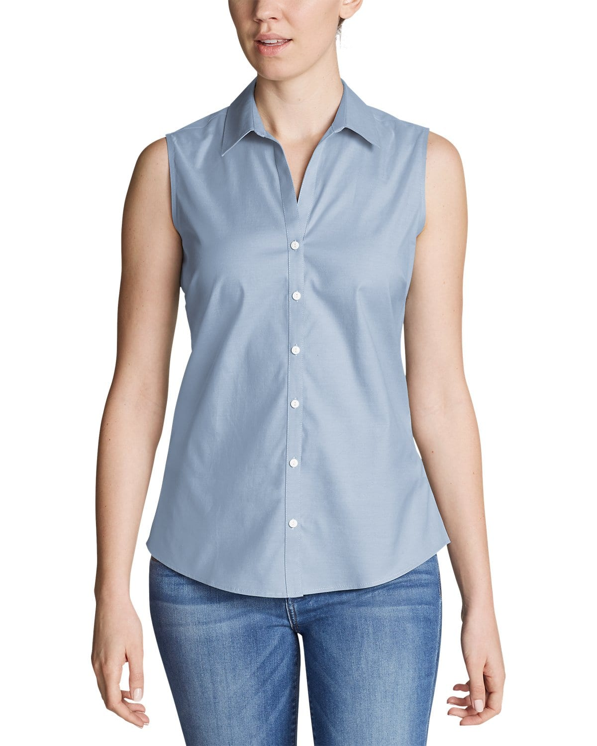 Eddie Bauer - 65% Off Featured Women's Wrinkle Free Shirts from $11.55 Free Shipping $30+