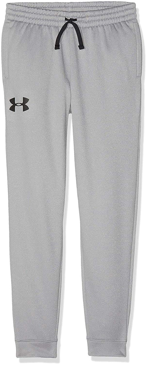 Under Armour Boys Armour Fleece 1.5 Solid Joggers (S,M,L Grey 66% Off) from $13.39  - Amazon