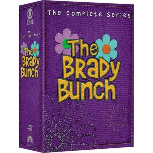 Walmart DVD/Blu-Ray Movie/TV Series Collections - The Brady Bunch $29.99 | The Andy Griffith Show $39.99 & MORE