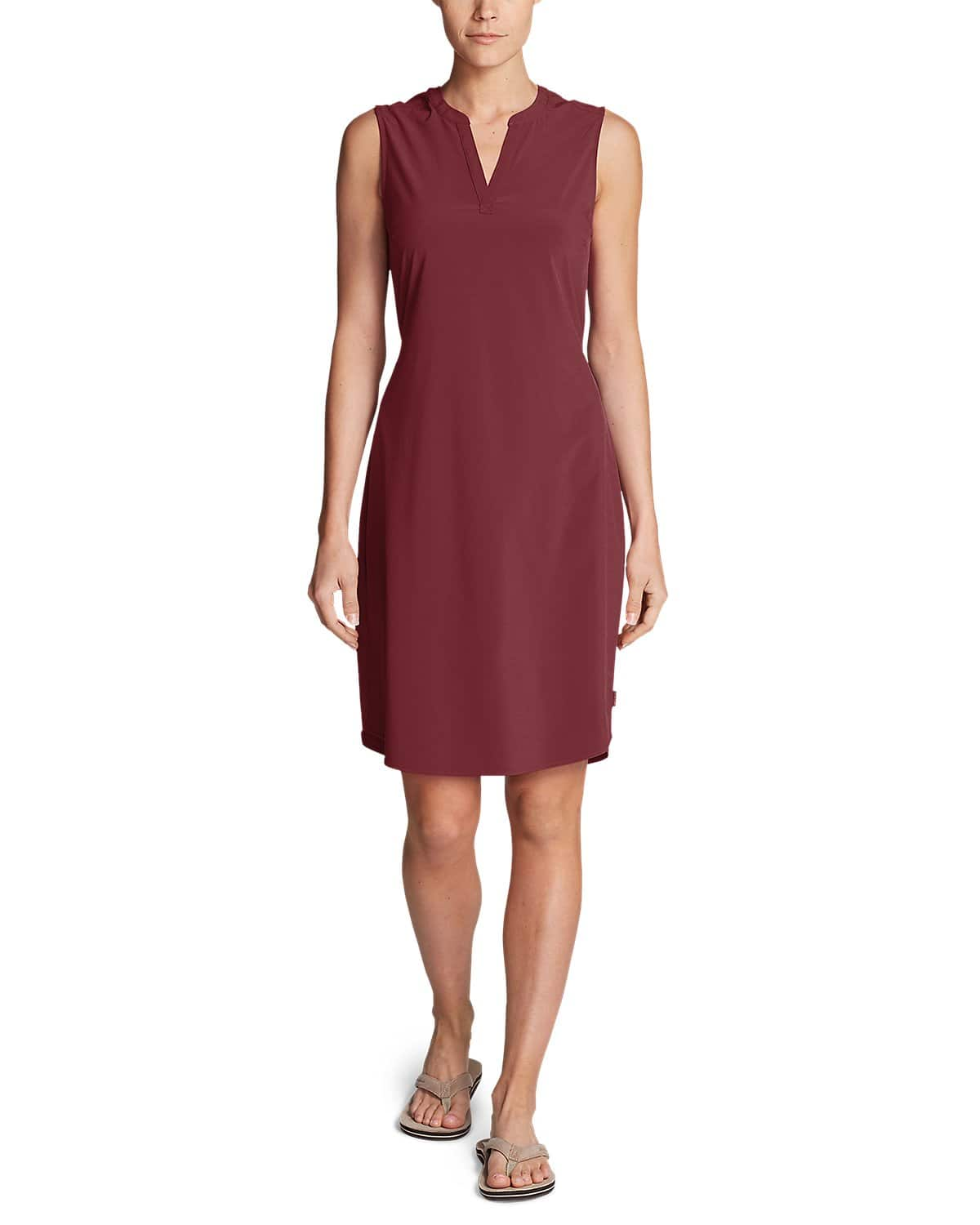 Eddie Bauer 70% Off Featured Women's Dresses from $21 + Free Shipping $35+