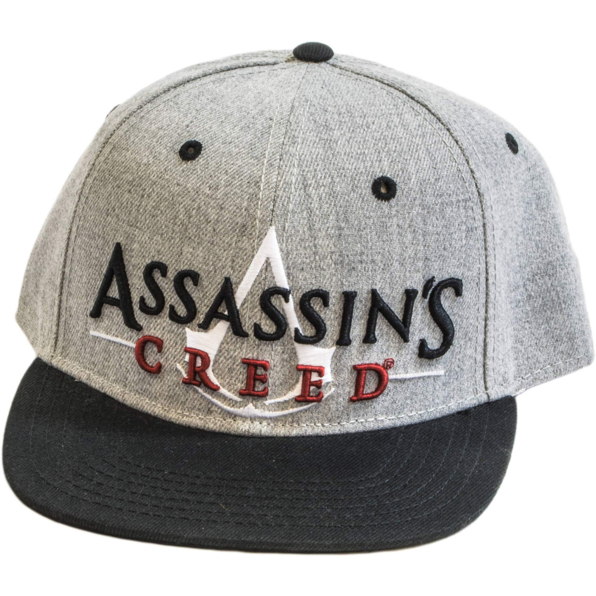 78c8e0ef5 Mens Assassins Creed Flat Brimmed Hat / Baseball Style Cap $2.00 ...