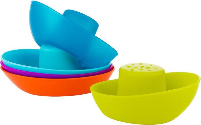 5-Ct. Boon Fleet Stacking Boats Bathing Toy $5.62 - Walmart / Amazon