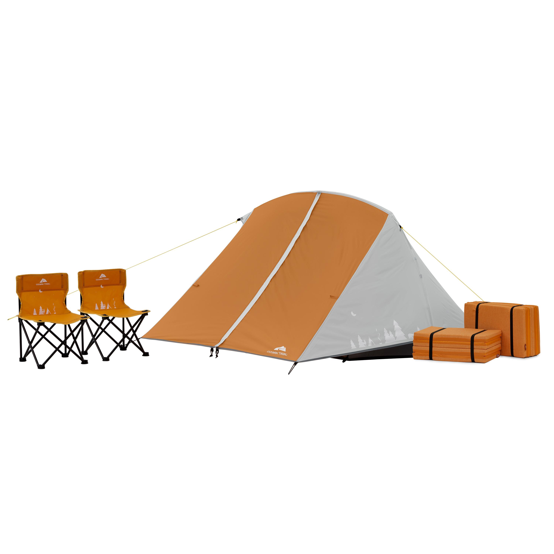 Ozark Trail:  3 Person Kids Camping Tent Bundle $65 - Walmart & More