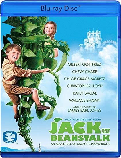 Jack and the Beanstalk (Blu-ray) $4.99 - Amazon ($1 Digital Credit)