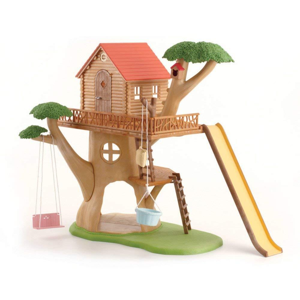 Calico Critters Adventure Tree House $20.24 - Amazon