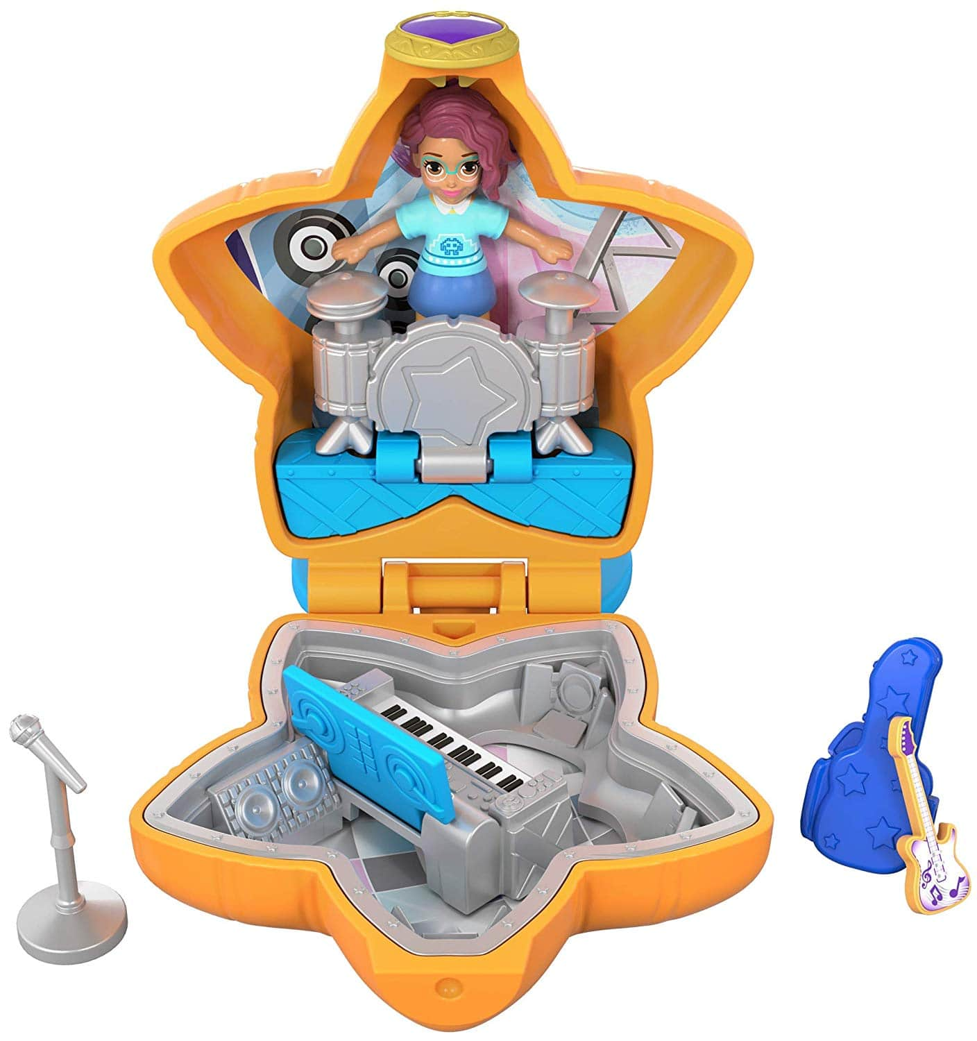 Polly Pocket Tiny Pocket World (Shani) $2.50 - Amazon