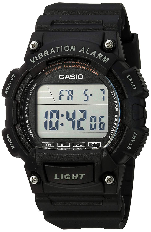 c0e2c4f88047f Casio Men's W736H Super Illuminator Watch