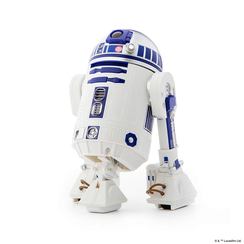 Sphero Star Wars R2-D2 App-Enabled Droid $35.99 - Amazon