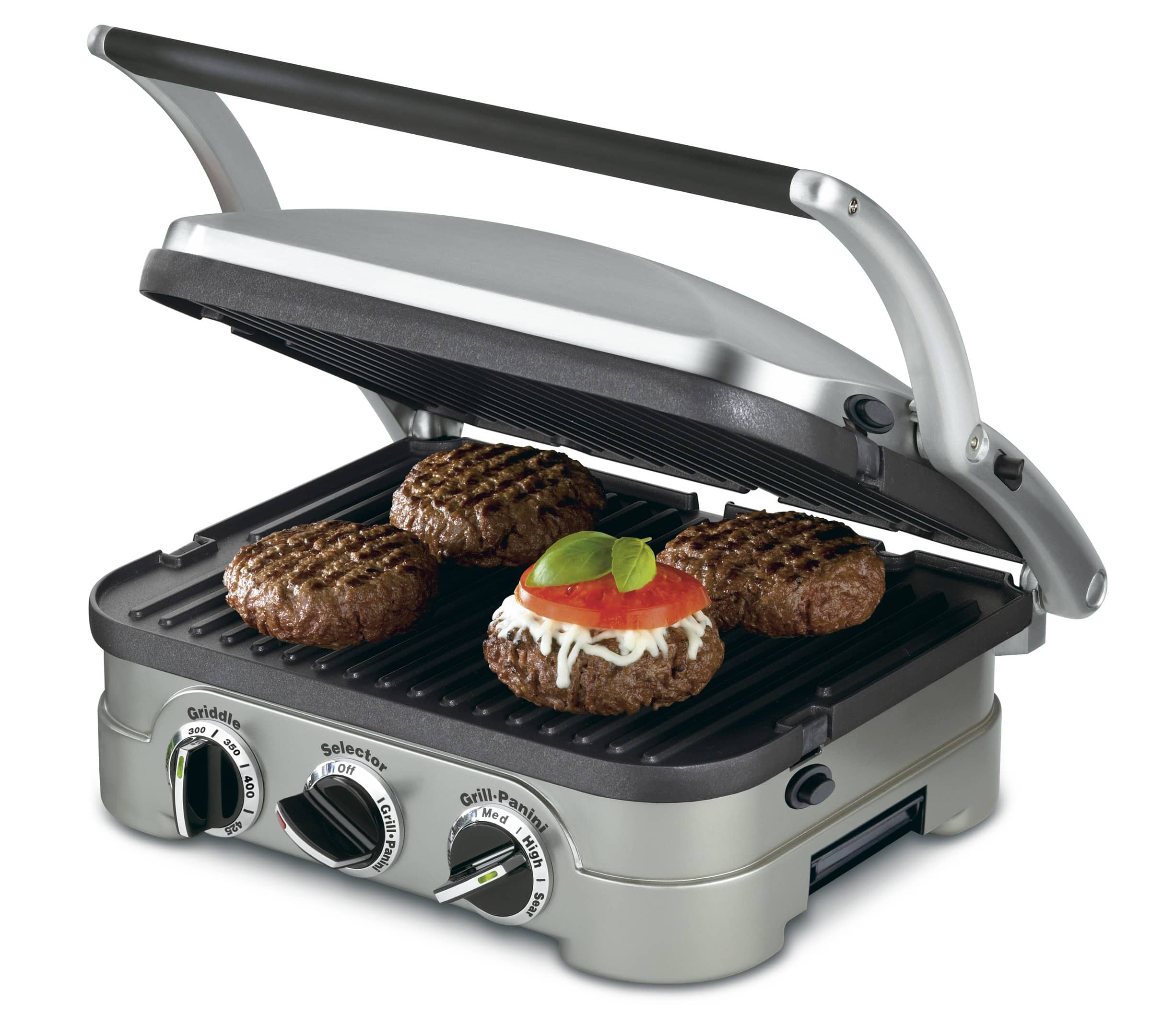 Cuisinart Stainless Steel 5-in-1 Multifunctional Grill $49.99 - Walmart / Amazon +Free Shipping