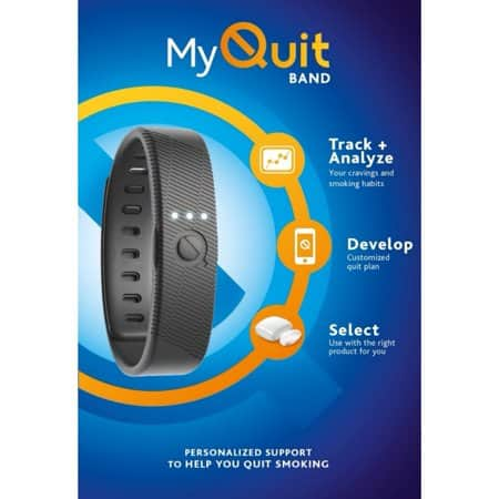 Nicorette Lozenge / Gum with FREE MyQuit Wellness Band from $22.96 - Walmart