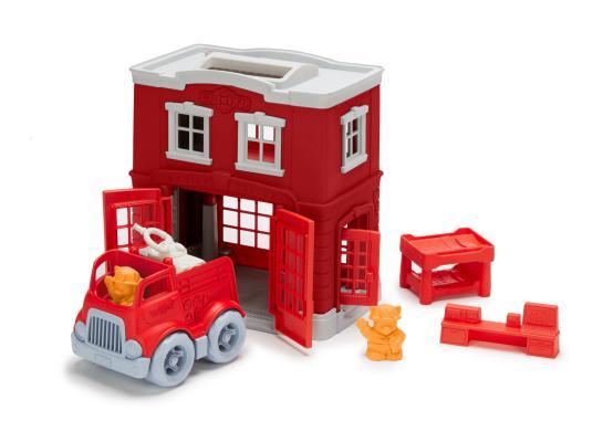 Green Toys Fire Station Playset $19.99 - Walmart / Amazon