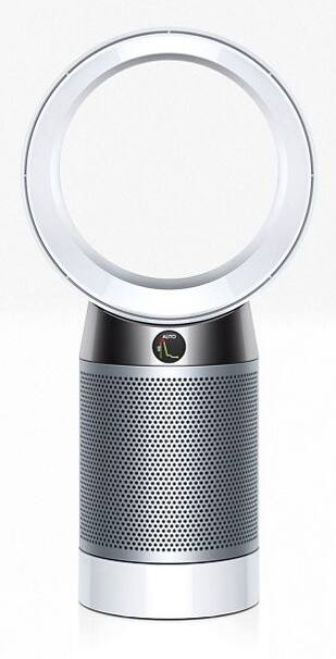 Dyson Pure Cool DP04 Purifying Fan (Black or White) + Free Replacement Filter $299.99 +Free Shipping