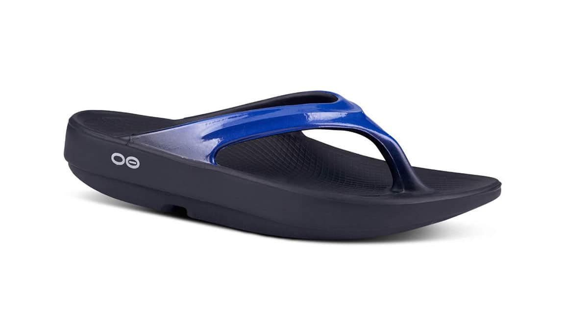 Oofos Oolala Luxe Recovery Sandal (Women's) $34.95 + Free Shipping