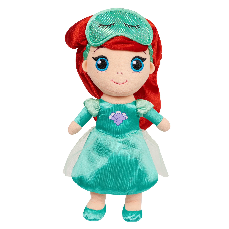 "Disney Princess Bedtime Lullaby 12"" Plush Ariel $7.99 - Walmart"