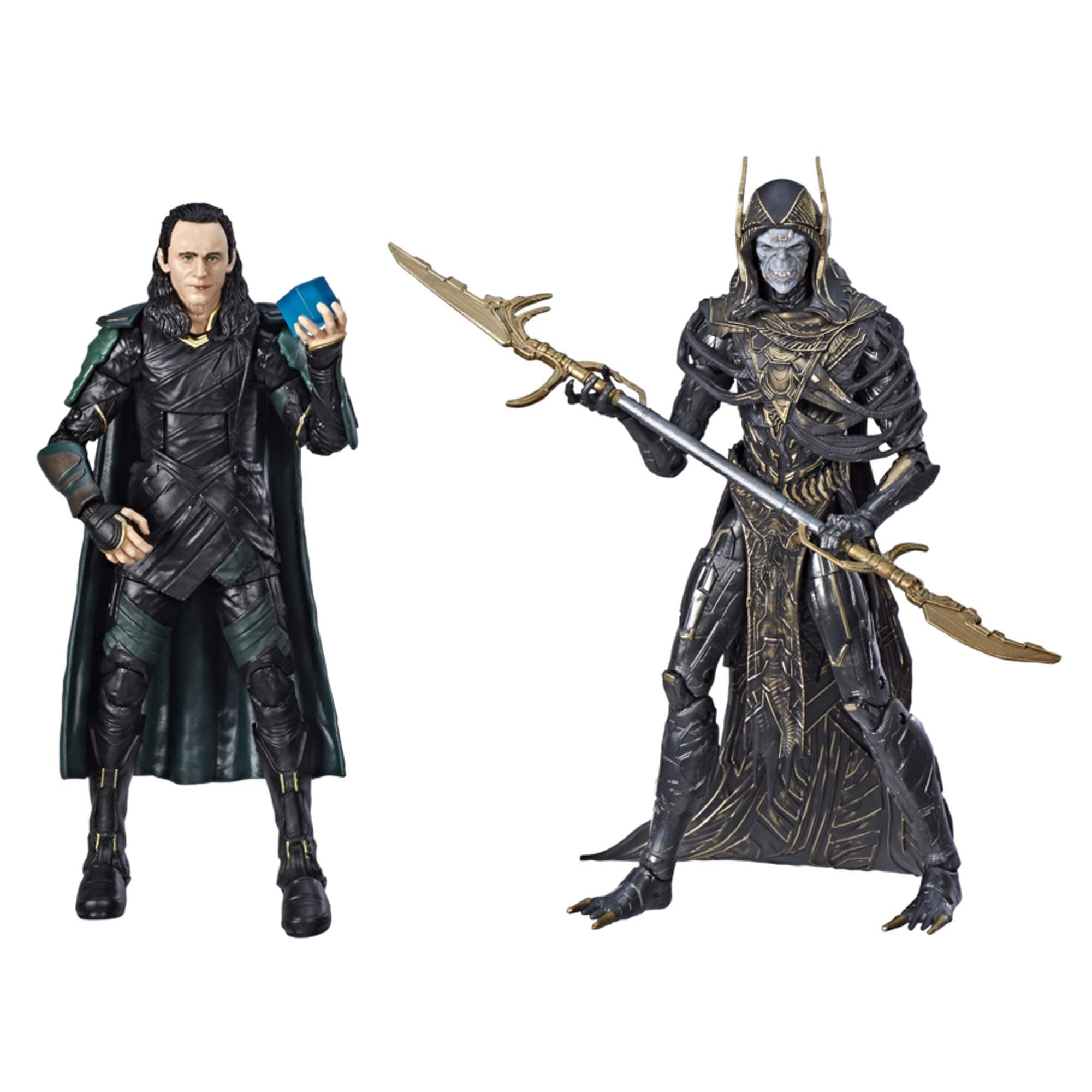 Marvel Legends Series Avengers: Infinity War Loki & Corvus Glaive $29.97 - Walmart
