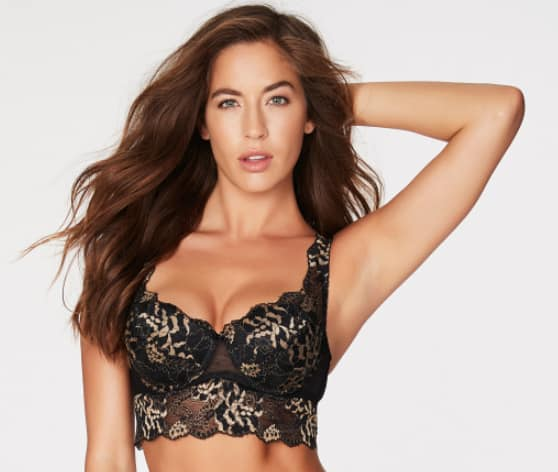 Frederick's of Hollywood - Cyber Tuesday 60% Off Sale - Bras from $9.00 & MORE + Free Shipping