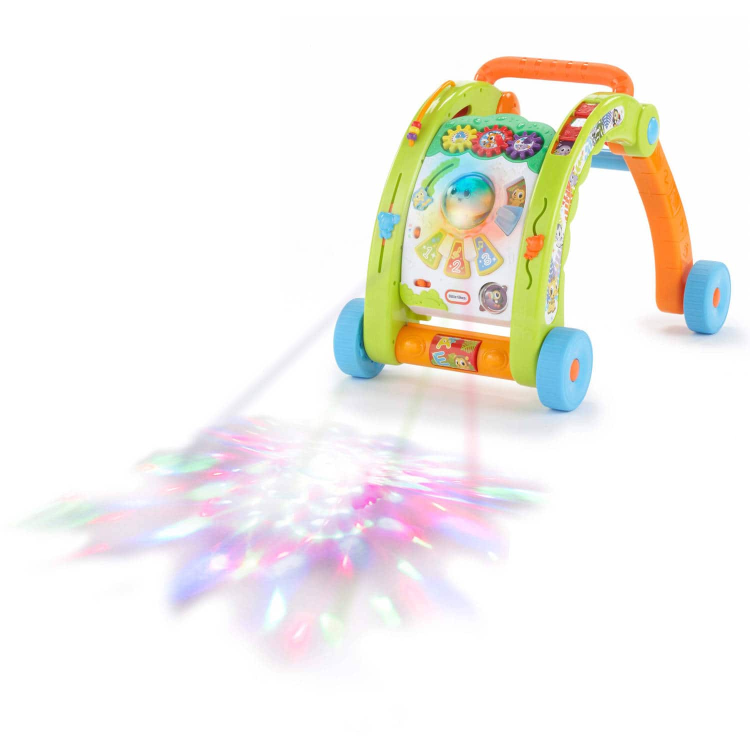 Little Tikes Light 'n Go 3-In-1 Activity Walker $15 - Walmart