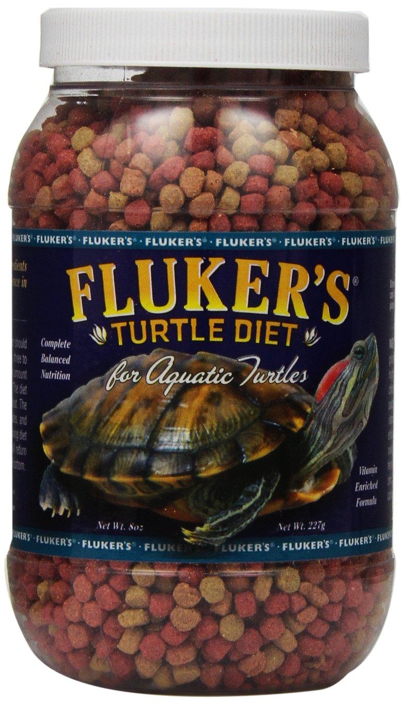 8oz. Fluker's Aquatic Turtle Diet  $1.41 & More - Amazon